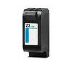 HP 23 inktcartridge 3 kleuren 39ml (compatible) CHP-023