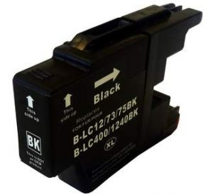 Brother LC-1240BK inktcartridge zwart 32,6ml (huismerk) BC-LC-1240BK