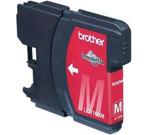 Brother LC-1100M inktcartridge magenta 10,6ml (huismerk) BC-LC-1100M
