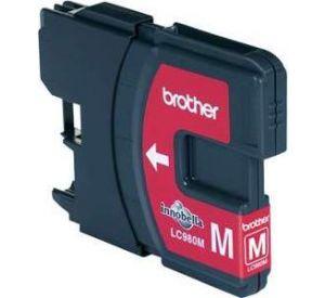 Brother LC-980M inktcartridge magenta 10,6ml (huismerk) BC-LC-0980M