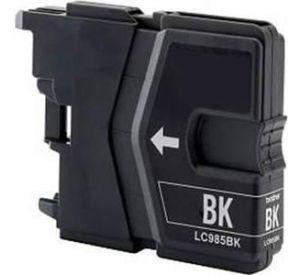 Brother LC-985BK inktcartridge zwart 12ml (huismerk) BC-LC-0985BK
