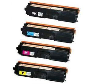 Brother TN-325 Toner Cartridge voordeelset 4 stuks (huismerk) CBR-TN03255