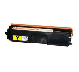 Brother TN-328Y Toner Cartridge geel (huismerk) CBR-TN03284