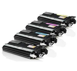 Brother TN-241 Toner Cartridge voordeelset (huismerk) CBR-TN02415