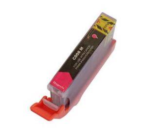 Canon CLI-8M inktcartridge magenta met chip 13,8 ml (huismerk) CC-CLI-08M-chip