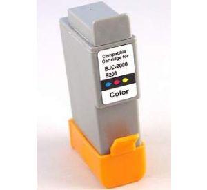 Canon BCI-24C inktcartridge 3 kleuren 16,5ml (huismerk) CC-BCI-24C