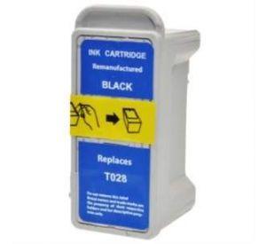 Epson T028 inktcartridge zwart 20ml met chip (huismerk) EC-T0028