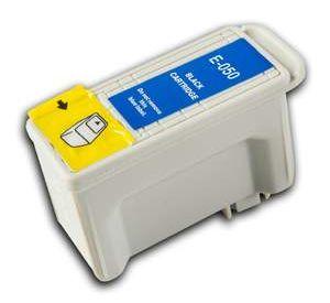 Epson T050 inktcartridge zwart 16ml (compatible) EC-T0050