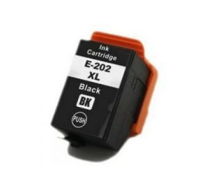 Epson 202XL inktcartridge zwart hoge capaciteit (huismerk) EC-202XLBK