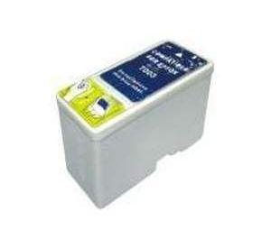 Epson T003 inktcartridge zwart 38ml met chip (compatible) EC-T0003