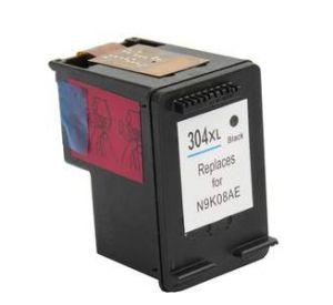 HP 304XL / N9K08AE inktcartridge zwart (huismerk) CHP-304XL