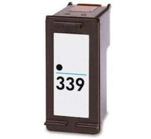 HP 339 (C8767EE) inktcartridge zwart 23ml (compatible) CHP-339