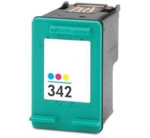 HP 342 (C9361EE) inktcartridge 3 kleuren 17ml (compatible) CHP-342