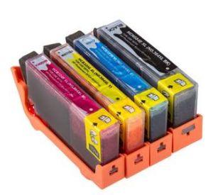 HP 364XL inktcartridge voordeelset 16 stuks met chip (huismerk) CHP-364XLC9