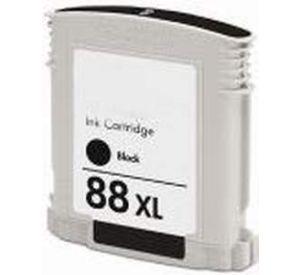 HP 88XL (C9396AE) inktcartridge zwart hoge capaciteit 58,9ml (huismerk) CHP-088XLBK