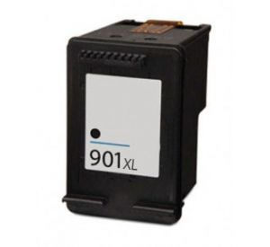 HP 901XL (CC654AE) inktcartridge zwart hoge capaciteit 20ml (huismerk) CHP-901XLBK