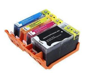 HP 920XL inktcartridge voordeelset 4 stuks met chip (huismerk) CHP-920XL04
