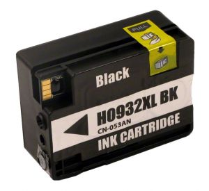 HP 932XL / CN053AE inktcartridge zwart 40ml met chip (huismerk) CHP-932XLC