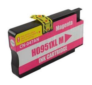 HP 951XL / CN047AE inktcartridge magenta hoge capaciteit 27ml met chip (huismerk) CHP-951XLCM