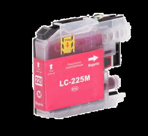 Brother LC-225XL M inktcartridge magenta met chip (huismerk) BC-LC-0225XLM