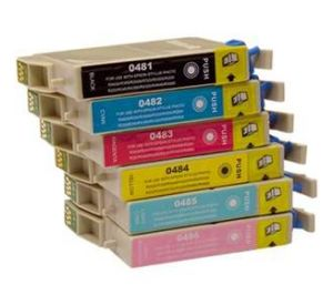 Epson T0481-T0486 multipack 30 inktcartridges (huismerk) EC-T04875