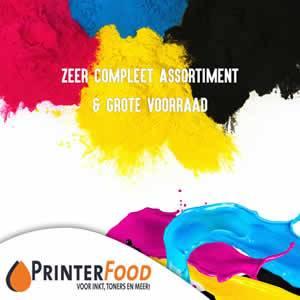 Printerfood Compleeet Assortimet